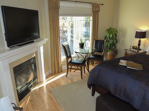 King Carriage House Jr Suite